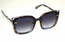 OCCHIALI da SOLE donna MULTICOLOR BLU AMBRA lenti sunglasses zonnebril темные очки BB34