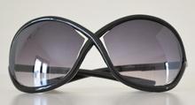 Occhiali da sole donna neri lenti protezione solare UV400 BB36