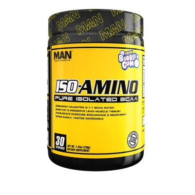 Man Sports Iso-Amino, 210g