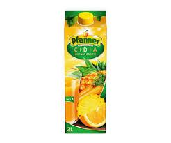 Pfanner, Suc Ananas Si Morcovi CDA 20%, 2l