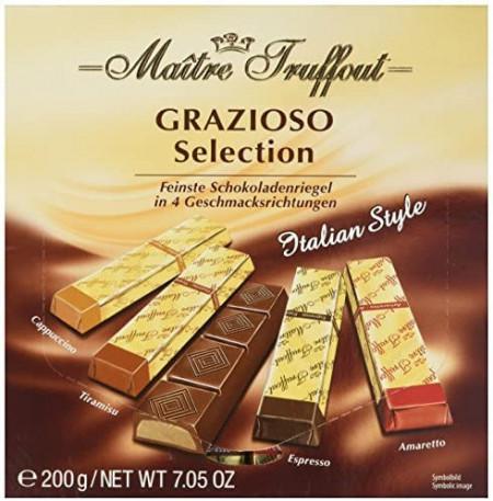 Maitre Truffout, Grazioso Italian Style, 200g