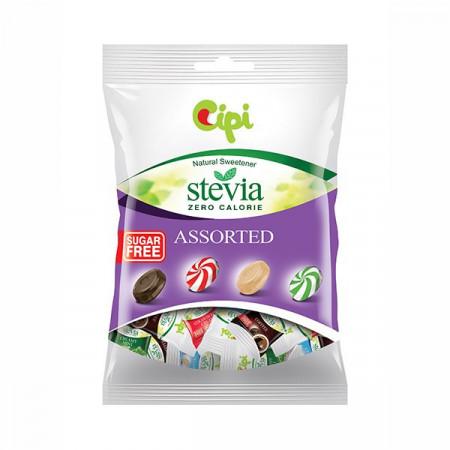 Cipi, Drops Stevia Free Stevia, 100g