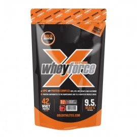 Poze Gold Nutrition Extreme Force Whey, 2 kg