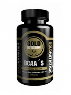 Poze BCAA'S Gold Nutrition, 60 tablete