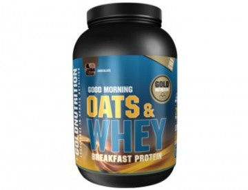 Gold Nutrition Oats & Whey Breakfast
