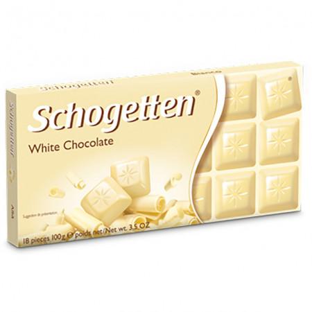 Schogetten, Ciocolata Alba, 100g