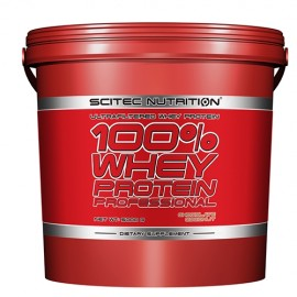 Scitec Nutrition 100% Whey Protein Professional, 5000 g