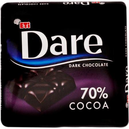 Eti, Dare Dark Cacao 70%, 70g