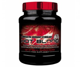 Poze Hot Blood 3.0, pre-workout, 820 g