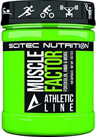 Scitec Nutrition Muscle Factor, 150 capsule