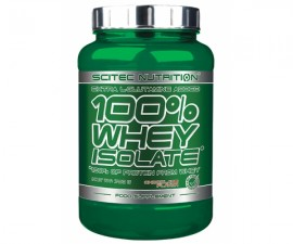100% Whey Isolate, 700 g, ciocolata
