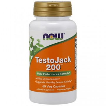 Now TestoJack 200 60Caps