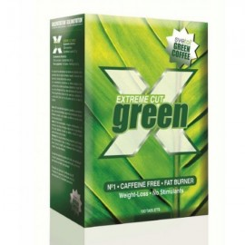 Poze Extreme Cut Green, 100 tablete