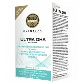 Poze Gold Nutrition Clinical Ultra DHA