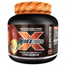 Gold Nutrition Extreme Force - BCAA'S Force, 300 g, lamaie