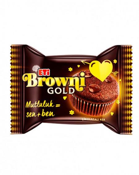 Eti, Browni Gold Prajitura Cu Ciocolata, 45g