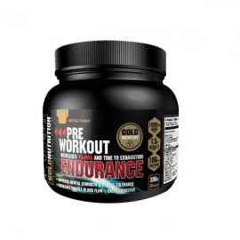 Gold Nutrition Endurance Pre-workout, 300 g