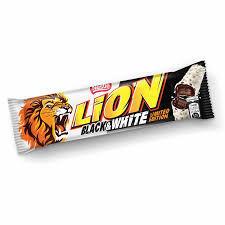 Nestle, Lion Black & White, 40g