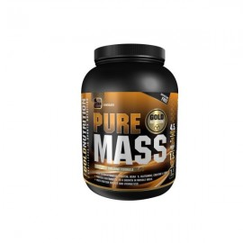 Poze Gold Nutrition Pure Mass, 1.5 kg