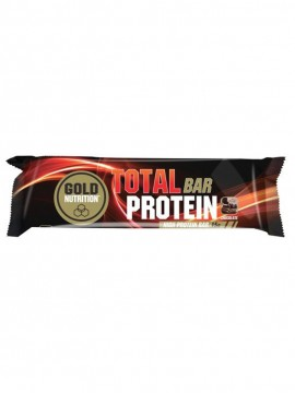 Poze Gold Nutrition Total Protein Bar, 10 x 46 g