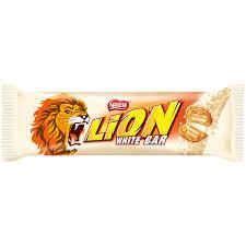 Nestle, Lion Ciocolata Alba, 42g