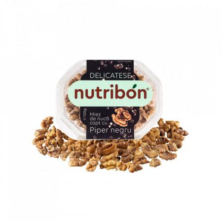 Nutribon, Caserola Nuca Cu Piper Negru, 120g