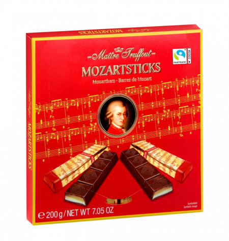 PROMO 3+1,Maitre Truffout, Mozart Batoane, 200g