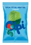 Cipi, Drops Eucalypt Menthol, 80g