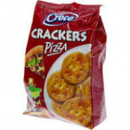 Croco, Crackers PIzza, 100g