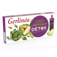 Gerlinea Shot detox, anghinare, 7 x 10 ml