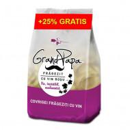 GRAND PAPA,Covrigei frageziti cu vin rosu Grand Papa 230 g + 25% gratis