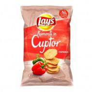 LAY'S,Baked Paprika, cu gust de ardei copt, 125 g