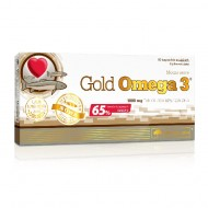 Olimp Gold Omega 3, 1000 mg, 60 capsule