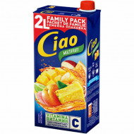 CIAO,Suc natural Ciao Multifruit 2 l