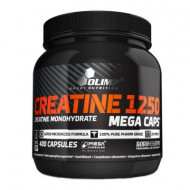 Olimp Sport Nutrition Creatine 1250 Mega Caps, 400 capsules