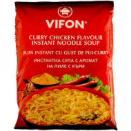 Vifon, Supa Instant Pui Curry, 60g
