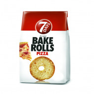7 DAYS,Bake Rolls rondele de paine crocanta cu pizza 80 g