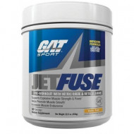 Gat Sport, JetFuse Pre-Workout with Nitric Oxide & Beta-Alanine, 630g