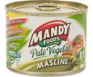 Mandy, Pate Masline, 200g