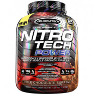 Muscletech Nitro-Tech Power, 1800g