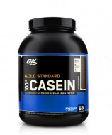 ON Gold Standard 100% Casein 1.8 kg vanilie