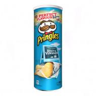 PRINGLES,Chipsuri Pringles cu sare si otet, 165 g