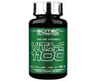 Scitec Nutrition Vitamina C 1100 mg, 100 capsule
