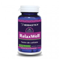 Herbagetica Relax Well, 60 capsule