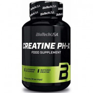 Biotech USA, Creatine pH-X, 90 tablete