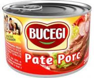 Bucegi, Pate Porc, 200g