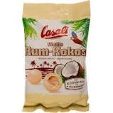 Casali, Rum Cocos Alb, 100g