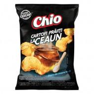 CHIO,Kettle Chips cu sare de mare, 80g