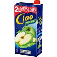 CIAO,Bautura racoritoare cu suc de mere verzi Ciao, 2L