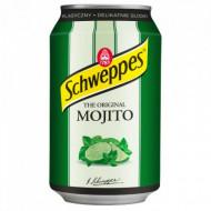 Coca-Cola, Schweppes Mojito, 330 ml